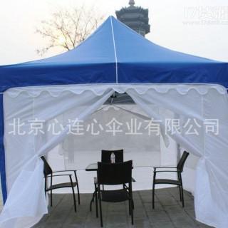 心连心伞业 帐篷  3*3m广告折叠帐篷  四角蓬  地摊帐篷 折叠帐篷 21公斤