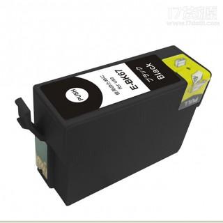 梦翔 适用于爱普生EPSON ICBK67 IC65墨盒(水) 工厂直销 一件代发
