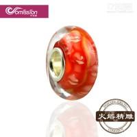 新品手工古法琉璃珠 DIY手链项链配件珠子加工定做EU36164