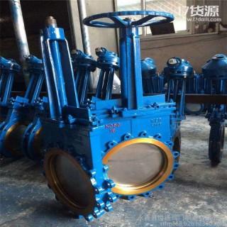 新博阀门直销 零售 优质  薄型浆料闸阀  ZT928  浆液阀  铸铁阀门  一件代发