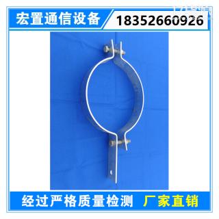 一件代发OPGW光缆杆用抱箍 挂点金具 吊线抱箍