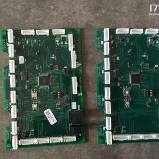 MITSUBISHI/三菱 三菱控制主板LHS-420A三菱电梯轿厢主板轿厢按钮板一件代发一件代销全新现货供应