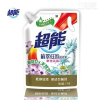 超能 天然椰子油生产植萃低泡易漂1kg薰衣草洗衣液一件代发厂家批发