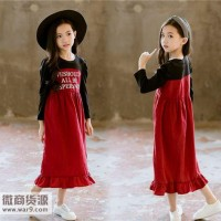 高品质童装货源一件代发,不用囤货免费代理时尚童装