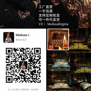 【VERSACE】范思哲美杜莎HERMES床上用品四件套家纺家具